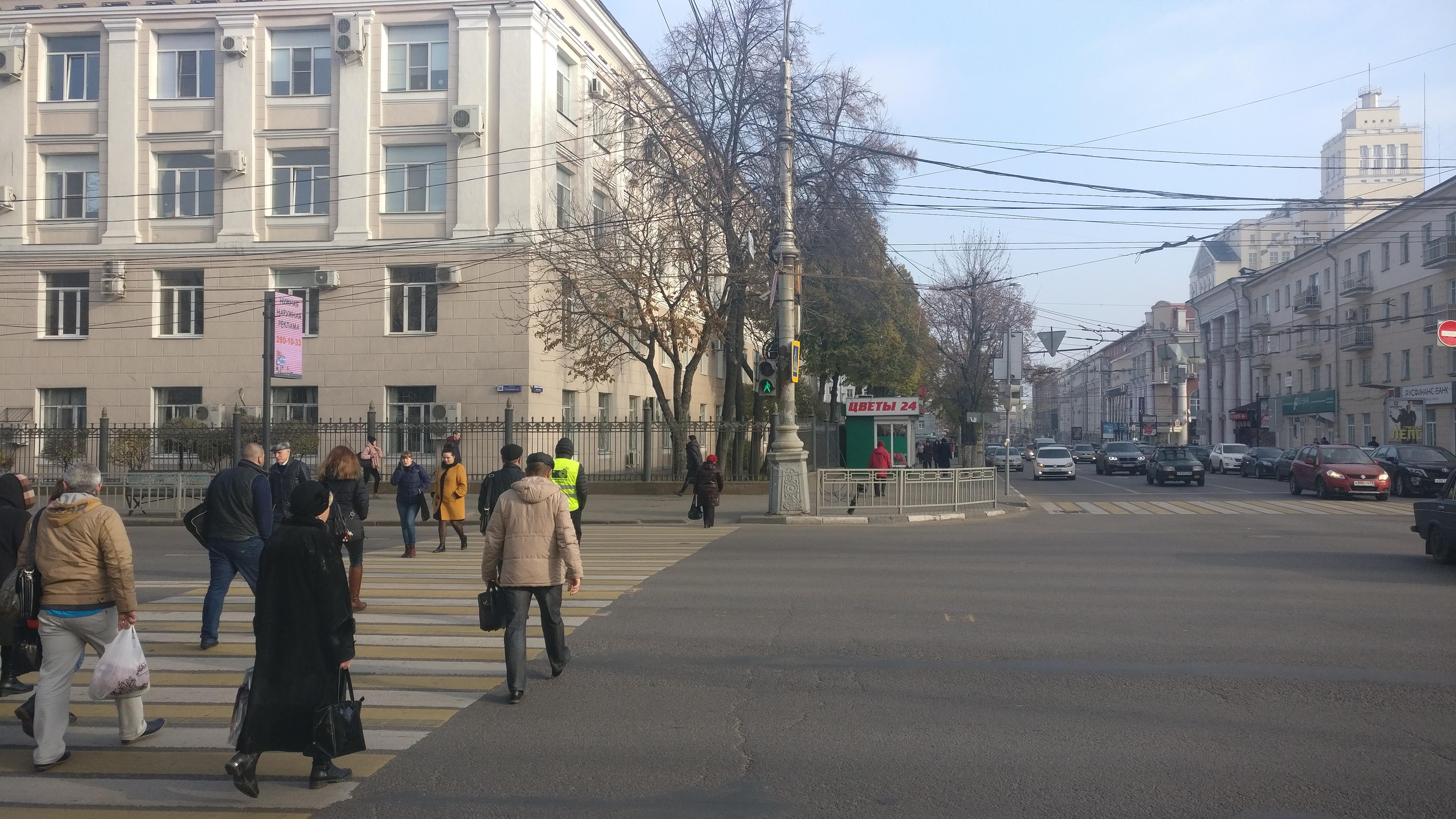 Видеоэкраны в Воронеже