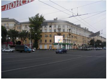 Видеоэкран в г. Воронеж